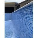 Leyla Vegas Glass Mosaic Tiles