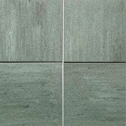 Green Speckle Unglazed Italian Porcelain Tile 400x400
