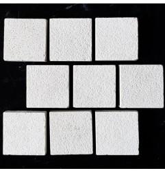 Bianca Perla Antique Brick Pattern Cobblestone Limestone