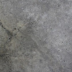 Travertine Multicolor Grey Anticato Tile - Tumbled