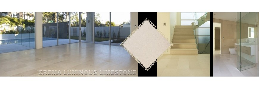 Crema Luminous Limestone Tile | Sydney & Melbourne Supplier