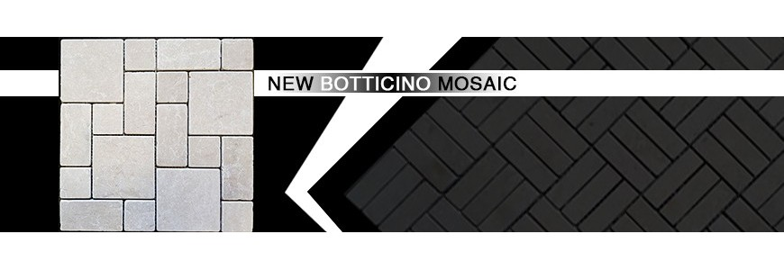 New Botticino Mosaic Marble | Bathroom & Kitchen Tiles