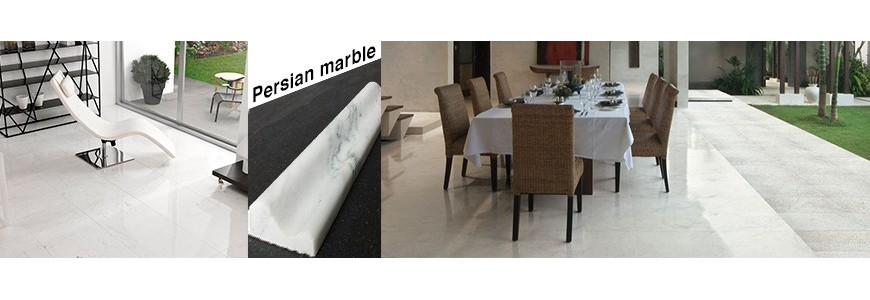 Persian White Marble Tile | White Marble Sydney & Melbourne Supplier