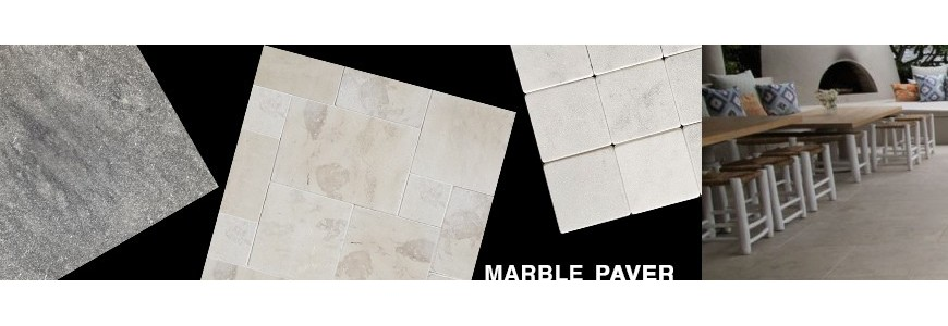 Marble Stone Paver | Outdoor Paving Stone | Pool Coping