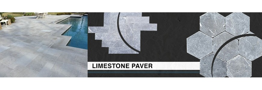 Limestone Paver | Outdoor Paving Stone | Pool Coping