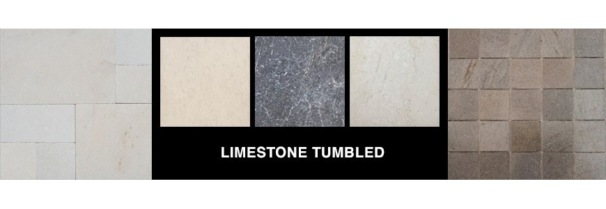 Limestone Tumbled Tile | Sydney & Melbourne Supplier