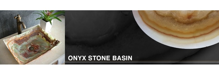 Onyx Stone Basin | Natural Stone Sink | Sydney & Melbourne Supplier