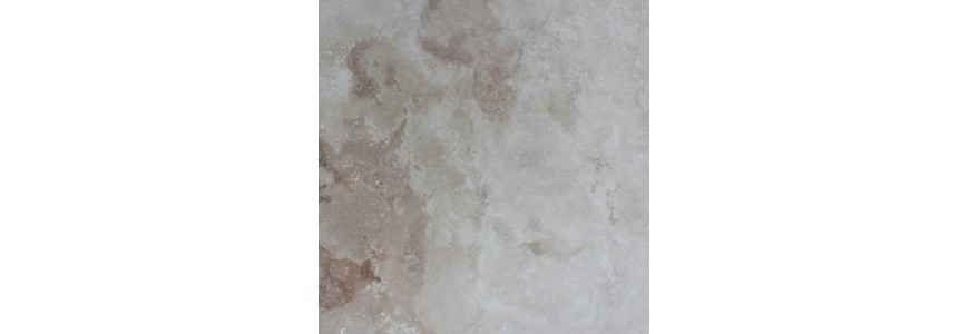 Travertine Crystal Cream Cross Cut