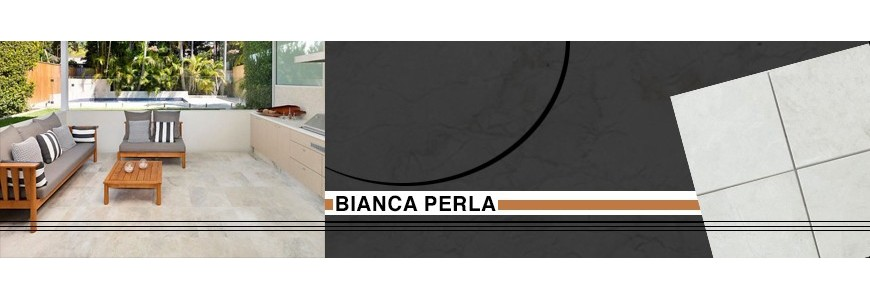 Bianca Perla Tumbled Tiles