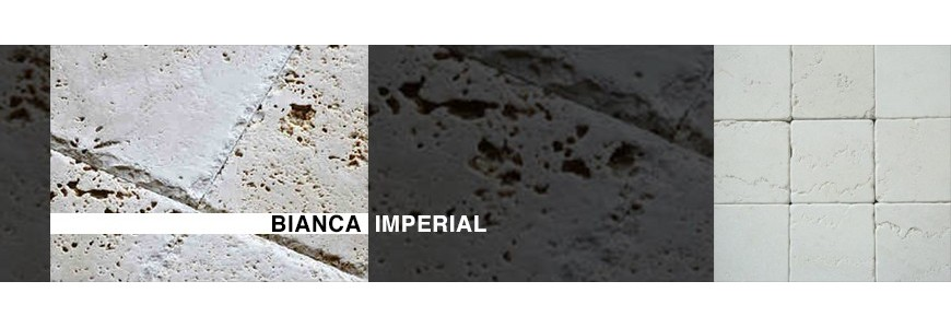 Bianca Imperial Tumbled Tiles