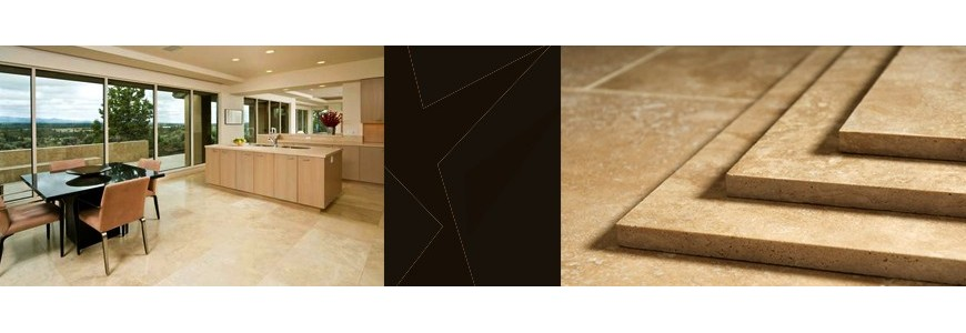 Travertine Chiaro Cross Cut