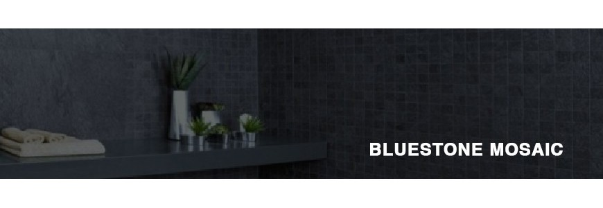 Bluestone Mosaic Tile | Bathroom & Kitchen Tiles