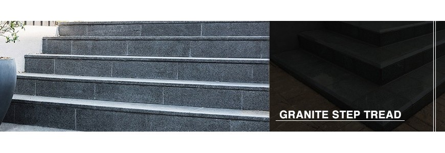 Granite Step / Stair Treads | Sydney & Melbourne Supplier