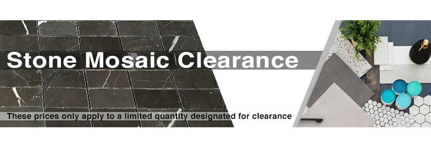 Stone Mosaic Clearance