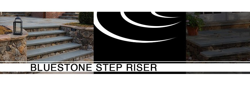 Bluestone Step / Stair Riser | Sydney & Melbourne Supplier