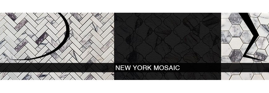 New York Marble Mosaic Tile | Marble Mosaic Sydney Melbourne