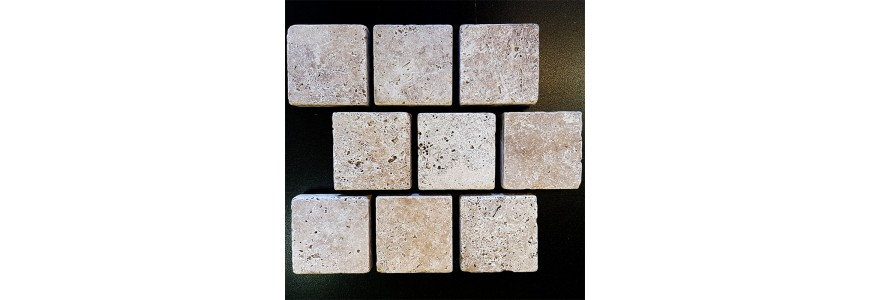 Travertine Cobblestone