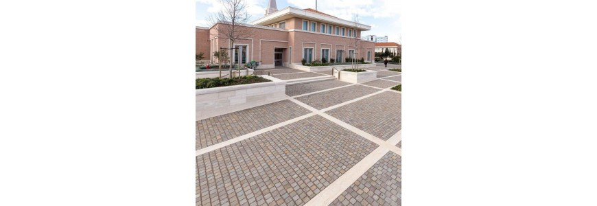 Porphyry Cobblestone | Porphyry Crazy Paving | Sydney & Melbourne Supplier