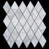 Super White Dolomite Mosaic