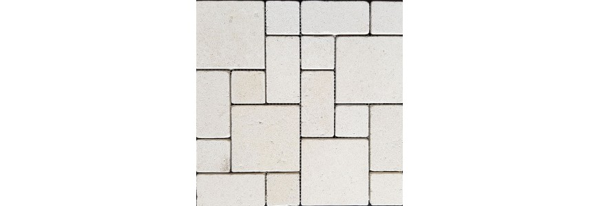 Crema Luminous Mosaic